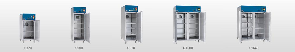 EX Klima-Pruefschraenken Safety X-Linie Head