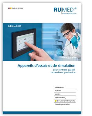 RUMED Katalog Cover france