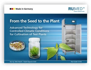 RUMED Lectures From the Seed to the Plant