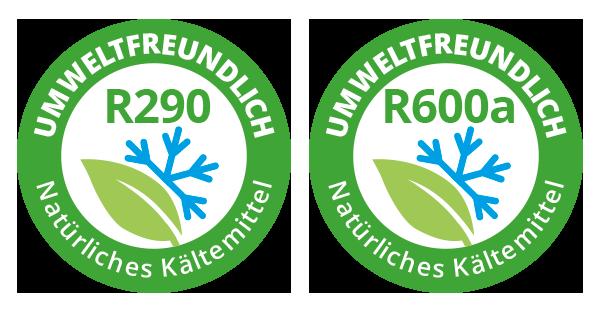 RUMED Umweltfreundlich Natürliches Kühlmittel