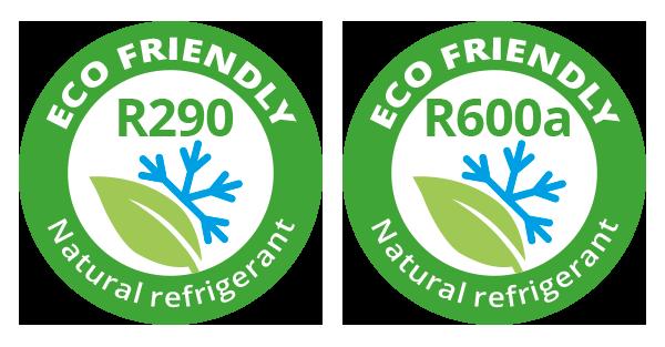 RUMED Eco natural refrigerant